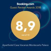 Aparthotel Casa Vacanze Montecarlo Palace