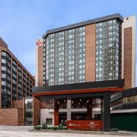 فندق وأجنحة ناشيونال أوتاوا، فندق مجموعة أسيند