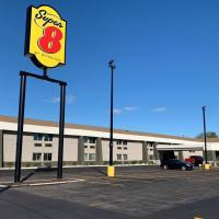 Super 8 by Wyndham South Holland