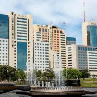 Flat Complexo Brasil 21 - Hotel 5*