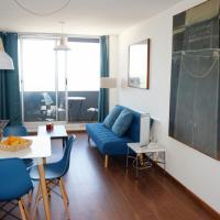 Panorámico apartamento con vista al mar en Ciudad Vieja!!