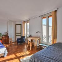 Well furnished apartment close to la Villette