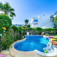 Maison de luxe avec piscine privée