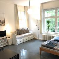 Ferienwohnungen und Apartmenthaus Halle Saale - Villa Mathilda