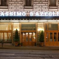 Bettoja Hotel Massimo d'Azeglio(马西莫达则格里奥贝托亚酒店)