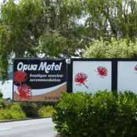 Opua Boutique Seaview Motel