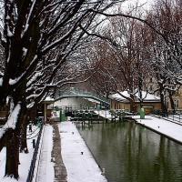 Appartement Canal Saint-Martin