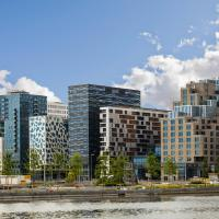 BJØRVIKA APARTMENTS, Opera Area, Oslo city center