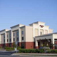 Hampton Inn Jacksonville I-10 West(杰克逊维尔I-10西汉普顿酒店)