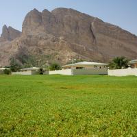 Green Mubazzarah Chalets