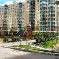 Apartments Megapolis in Bazovskiy