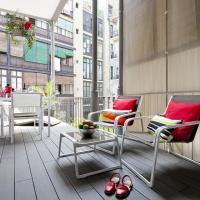 Ronda Sant Pere with Terrace