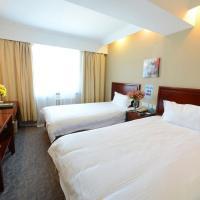 GreenTree Inn JiangSu Suzhou Kunshan Bacheng Town Hubin North Road Business Hotel