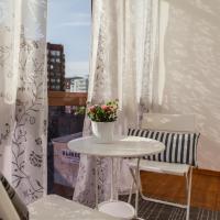 Apartments Stockholm Na Tsyurupy