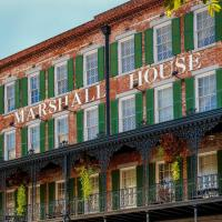 The Marshall House, Historic Inns of Savannah Collection