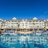 The Beach Club at Charleston Harbor Resort and Marina
