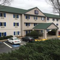 InTown Suites Extended Stay Atlanta/Gwinnett Place Mall