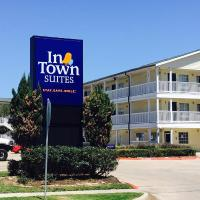 InTown Suites Extended Stay Houston/Stafford