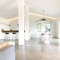 Modern Minimalist Villa