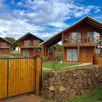 Cabañas Anavai Rapa Nui