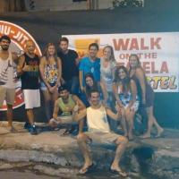 Walk on the Favela Hostel