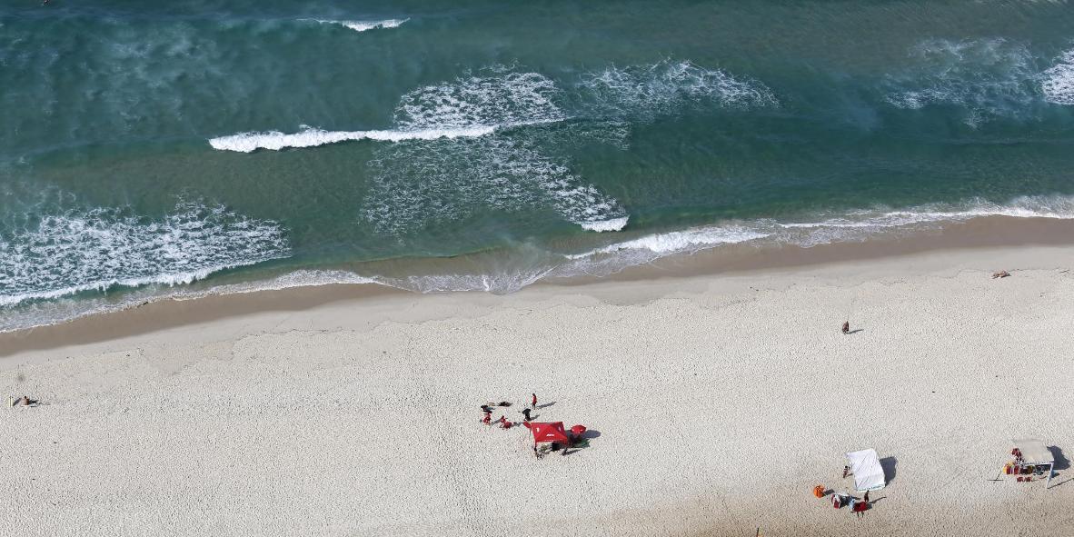 Praia da Barra da Tijuca