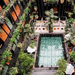 Hoteles con pileta  149 hoteles con pileta en Merlo