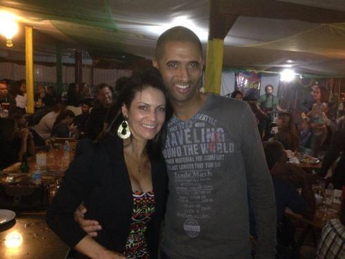 Bárbara Oliveira e Anderson Martins