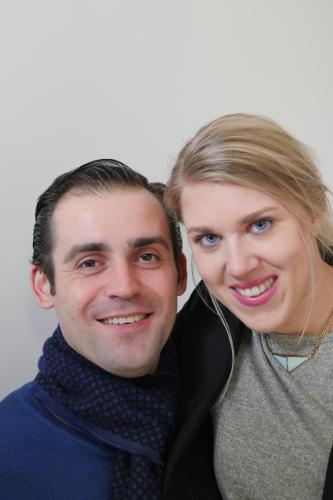 Carina & Kamil Lagun